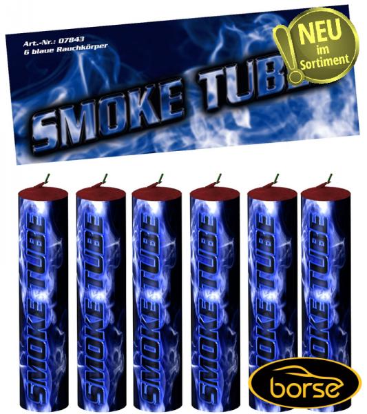 Smoke Tubes, blau