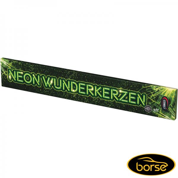 Comet Neon Wunderkerze