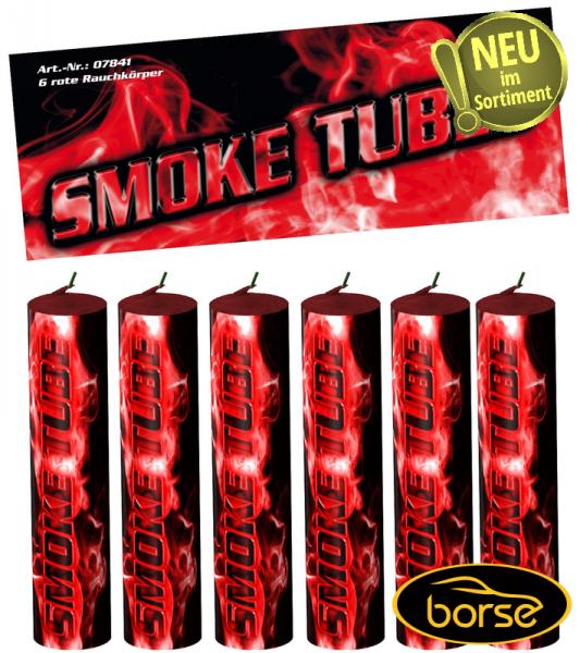 Smoke Tubes, rot