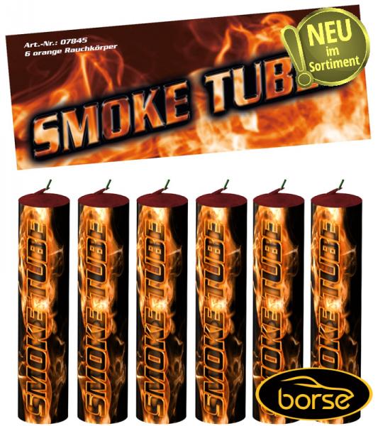 Smoke Tubes, orange