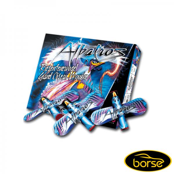 Albatros, 10er