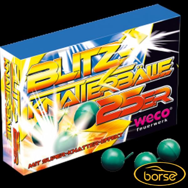 Blitz-Knatterbälle