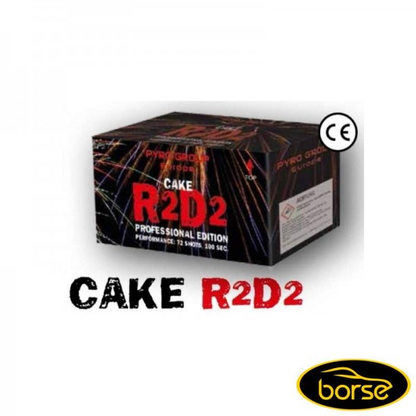 Cake R2-D2