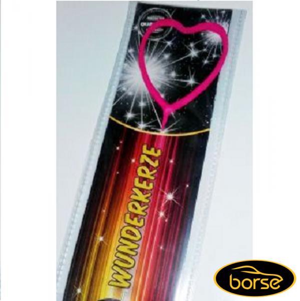 Comet Wunderkerze Herz